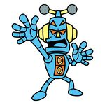 Mike artwork for WarioWare: Get It Together!