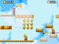 World 7-7 from New Super Mario Bros.