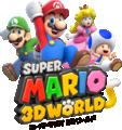 Group Artwork Logo JP - Super Mario 3D World.png