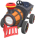Barrel Train from Mario Kart Tour