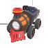 Barrel Train from Mario Kart Tour