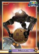 Megaleg trading card