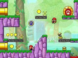 Level 2-1 of Jumpy Jungle
