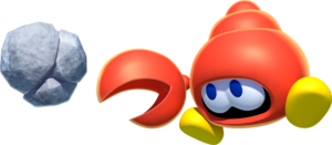 NSMBU Huckit Crab Artwork.png