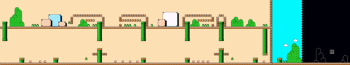 The first unused level