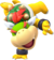 Artwork of Bowser Jr. in Super Mario Party.
