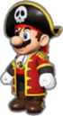 Mario's Pirate Outfit icon in Mario Kart Live: Home Circuit