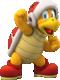 Fire Bro from Mario Kart Tour