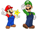 Mario and Luigi Paint.png