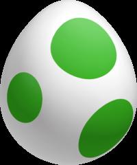 NSMBU Green Yoshi Egg Artwork.png