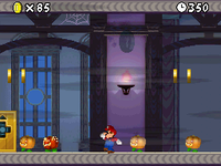 The level 3-Ghost House