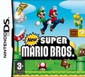 New Super Mario Bros. European cover art