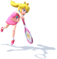 Princess Peach - Mario Tennis Ultra Smash.png