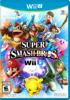 Boxart for Super Smash Bros. for Wii U