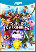 Boxart for Super Smash Bros. for Wii U