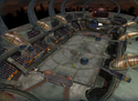 The Battle Dome from Super Mario Strikers