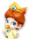 Icon of Dr. Baby Daisy from Dr. Mario World