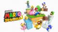 Group Illustration (alt) - Super Mario 3D World.png