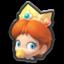 Baby Daisy's head icon in Mario Kart 8