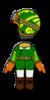 Link Mii racing suit from Mario Kart 8
