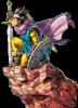 Hero (Dragon Quest III) spirit in Super Smash Bros. Ultimate