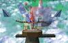 Peach's Castle from Super Smash Bros.