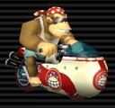 Funky Kong's Spear