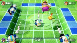 Gridiron Gauntlet from Super Mario Party