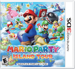 Final box art of Mario Party: Island Tour.