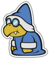 A character icon in Paper Mario: The Origami King