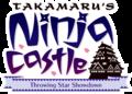 Takamaru's Ninja Castle logo of Nintendo Land