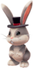 Artwork of a Rabbit from Super Mario Odyssey.