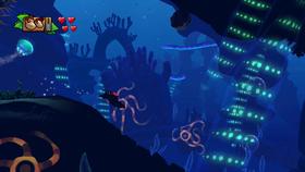 E3 2013 release screenshot of Donkey Kong Country: Tropical Freeze