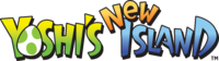 The early logo (left) compared to the final version of the logo (right), where the most noticeable change is the cloth-like texture added to the final logo.