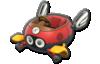 Biddybuggy body from Mario Kart 8