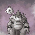 King Boo and Bowser Bronze frame LM 3DS.png