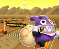 SNES Choco Island 1 from Mario Kart Tour