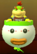 Bowser Jr. as viewed in the Character Museum from Mario Party: Star Rush