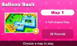 Map 1 from Mario Party: Star Rush