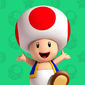 Profile of Toad from Play Nintendo.