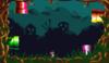 Mario in the level Swamp 4.