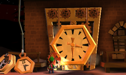 A Timely Entrance from Luigi's Mansion: Dark Moon