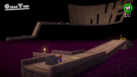 Colossal Ruins in Super Mario Odyssey