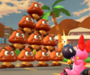 The icon of the Pauline Cup challenge from the Los Angeles Tour in Mario Kart Tour.