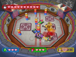 Think Tank from Mario Party 7.