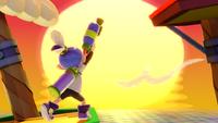Classic Mode Challenge 4 of Super Smash Bros. Ultimate