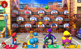 Three Throw from Mario Party: The Top 100