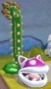 Cat Piranha Creeper in Bowser's Fury
