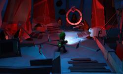 The Crystal Quarry segment from Luigi's Mansion: Dark Moon.