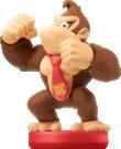 Amiibo of Donkey Kong, concept art